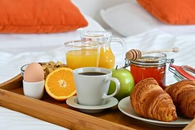 raňajky a vitaminy