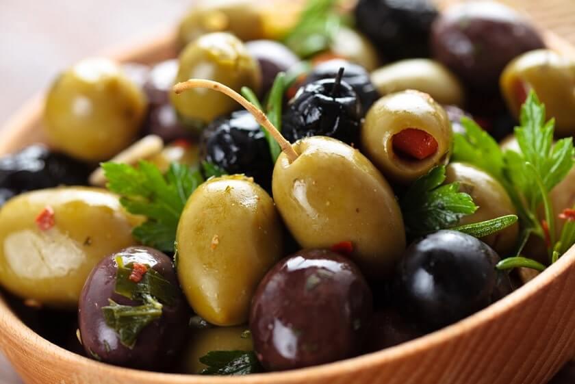 omega-3 mastné kyseliny v potravinách