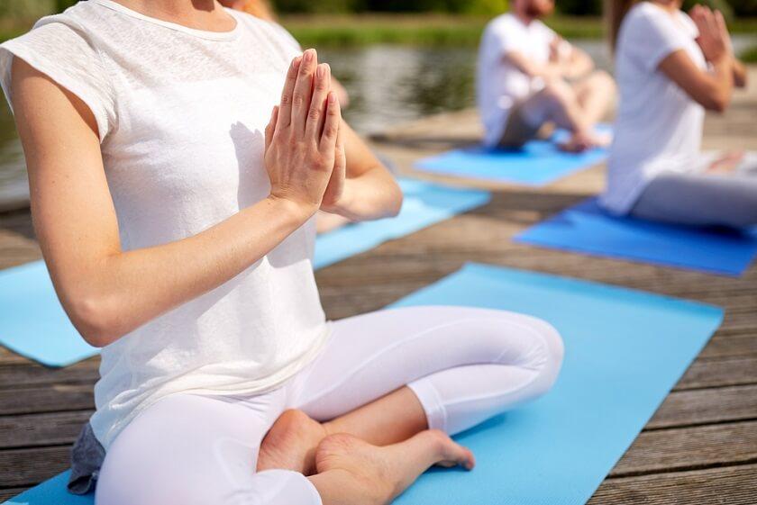 joga ako začať