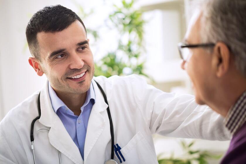 prostata vyšetrenie