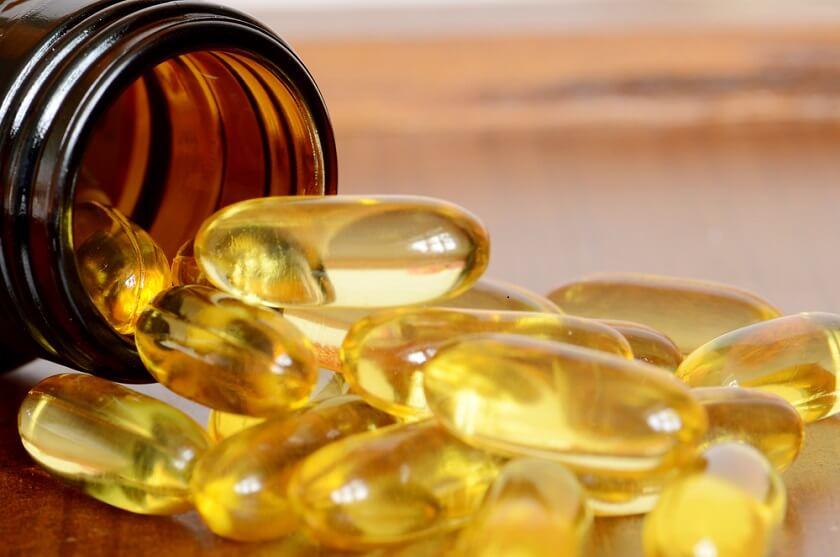 vitamín D užívanie