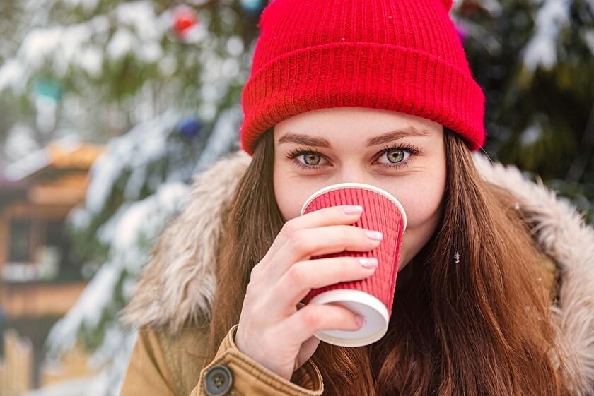 ako sa zohriať v zime rady tipy potraviny