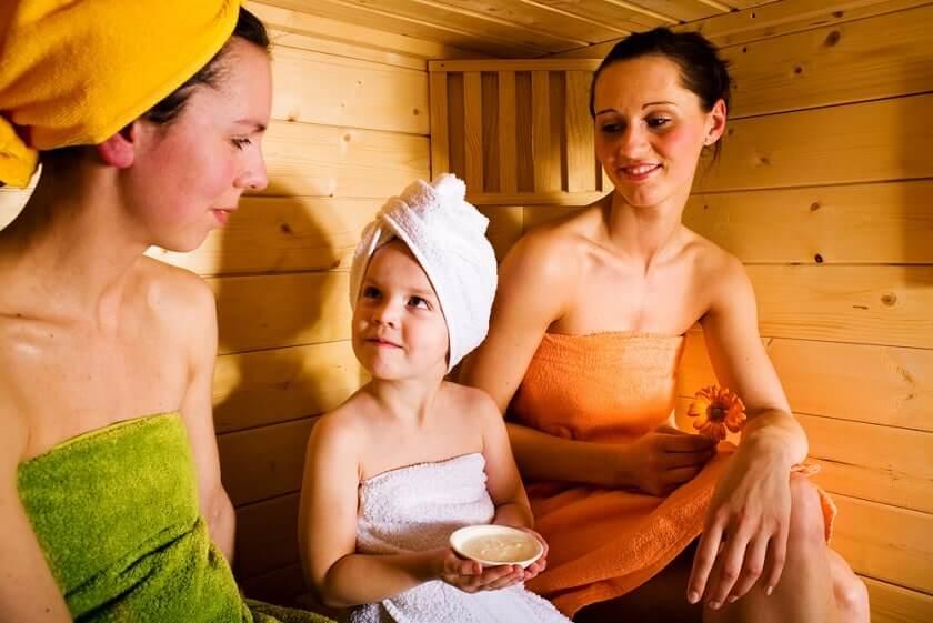 sauna od koľkých rokov
