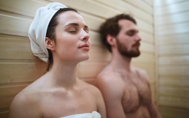 sauna zdravotné účinky