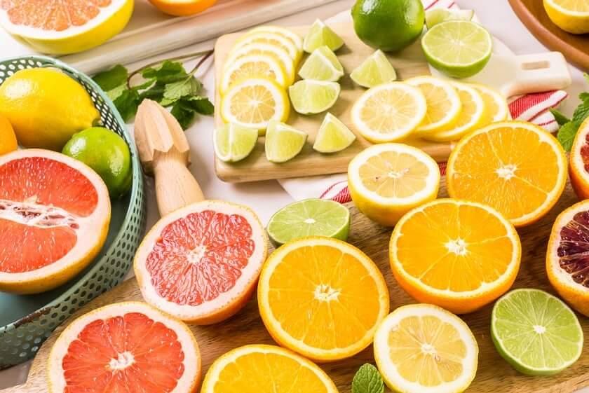 vitamin c účinky