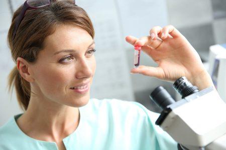 alergia na slnko krvné testy