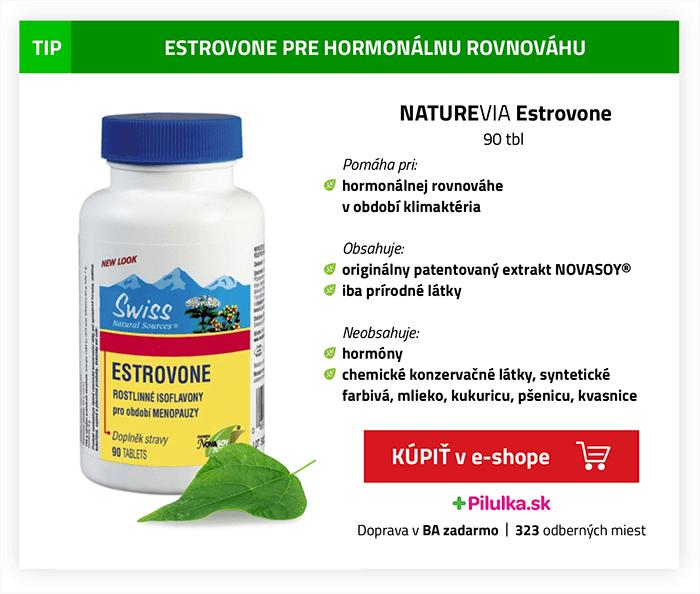 estrovone- endometrioza