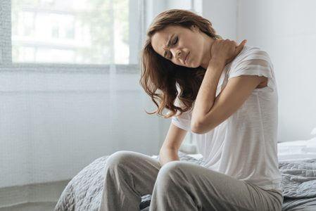 bolesť v krku