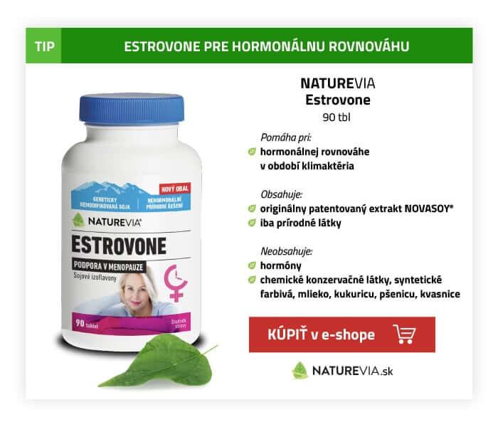 NATUREVIA ESTROVONE 50 mg 90 tbl