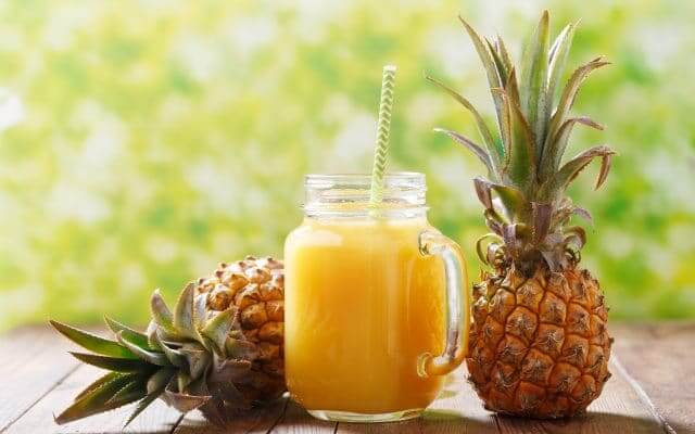 ananás-bromelain
