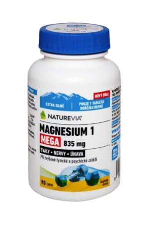 NATUREVIA MAGNESIUM 1 MEGA 835 mg / 90 tbl