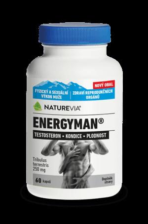 NATUREVIA ENERGYMAN - (Puncture Vine) / 60 cps