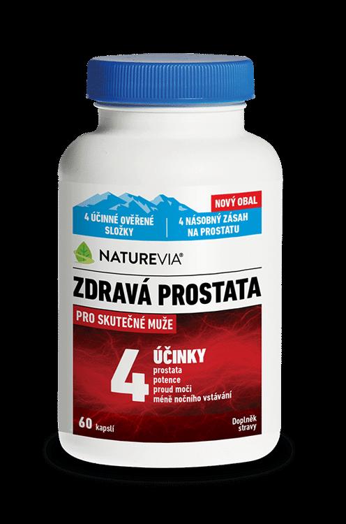 NATUREVIA PROSTA EASE / 60cps